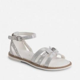 Mayoral 45775-72 Sandály stříbrná barva
