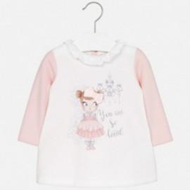 Mayoral 2915-10 šaty barva růžová