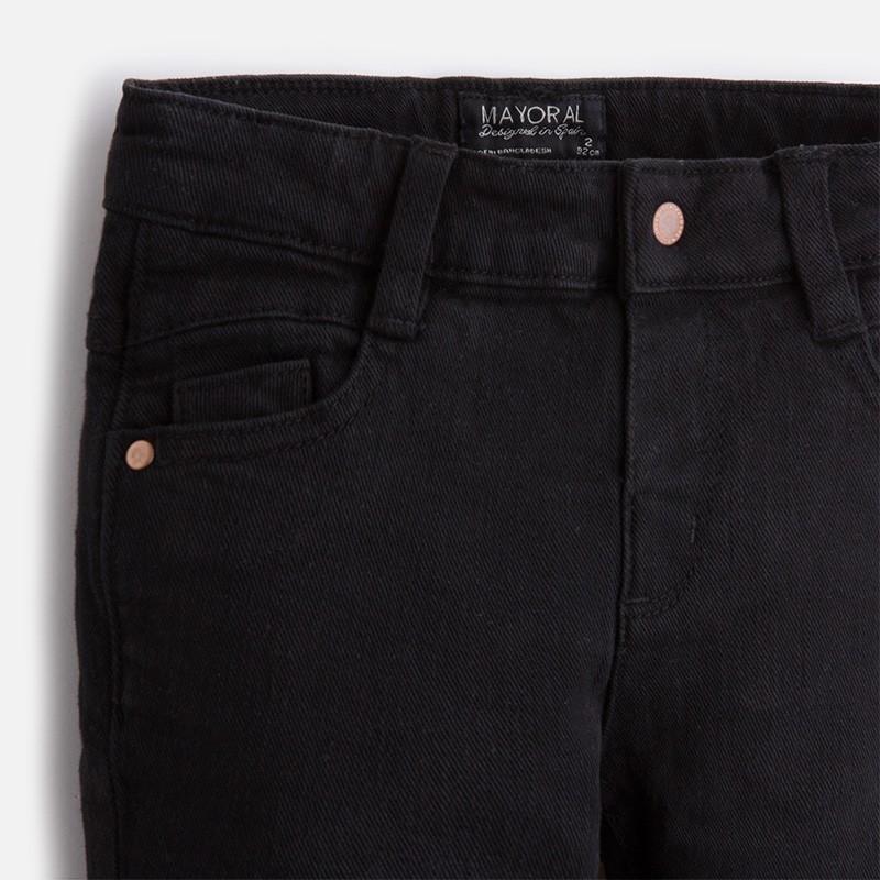 Mayoral 4521-63 kalhoty super tenký barva černá 347189277b