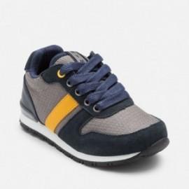 Mayoral 44805-31 boty granátové barvy