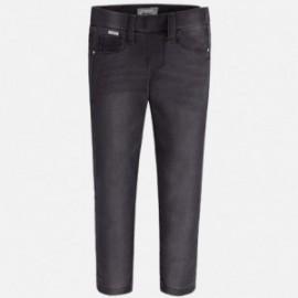 Mayoral 72-43 Legíny jeans základní barva Šedá