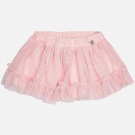 Mayoral 2905-86 sukně tyl barva růžový
