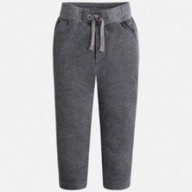 Mayoral 4551-48 kalhoty dlouho barva olovo