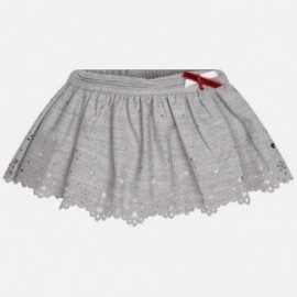 Mayoral 2901-16 sukně barva stříbro