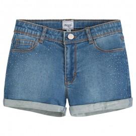 Mayoral 6248-91 Bermudy jeans kolor Dirty
