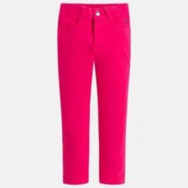 Mayoral 555-86 kalhoty dlouho barva magenta