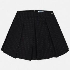 Mayoral 6904-34 Dívčí sukně v černé barvě