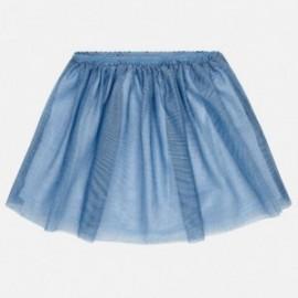 Mayoral 6908-61 Dívčí sukně barva modrý