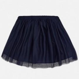 Mayoral 6908-62 Dívčí sukně barva granát