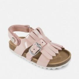 Mayoral 41870-89 sandály dívčí barva světle růžová