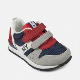 Mayoral 41894-89 Chlapčenské boty na suchý zip barva námořnictva