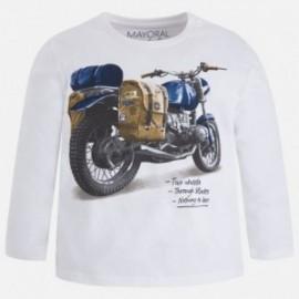 Mayoral 4037-31 tričko dlouhý rukáv tenisky barva ledovec f0d44d12b7