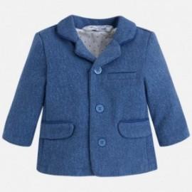 Mayoral 2403-94 Pletená bunda roma barva modrý