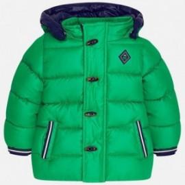 Mayoral 2404-56 Izolovaná bunda zelená barva