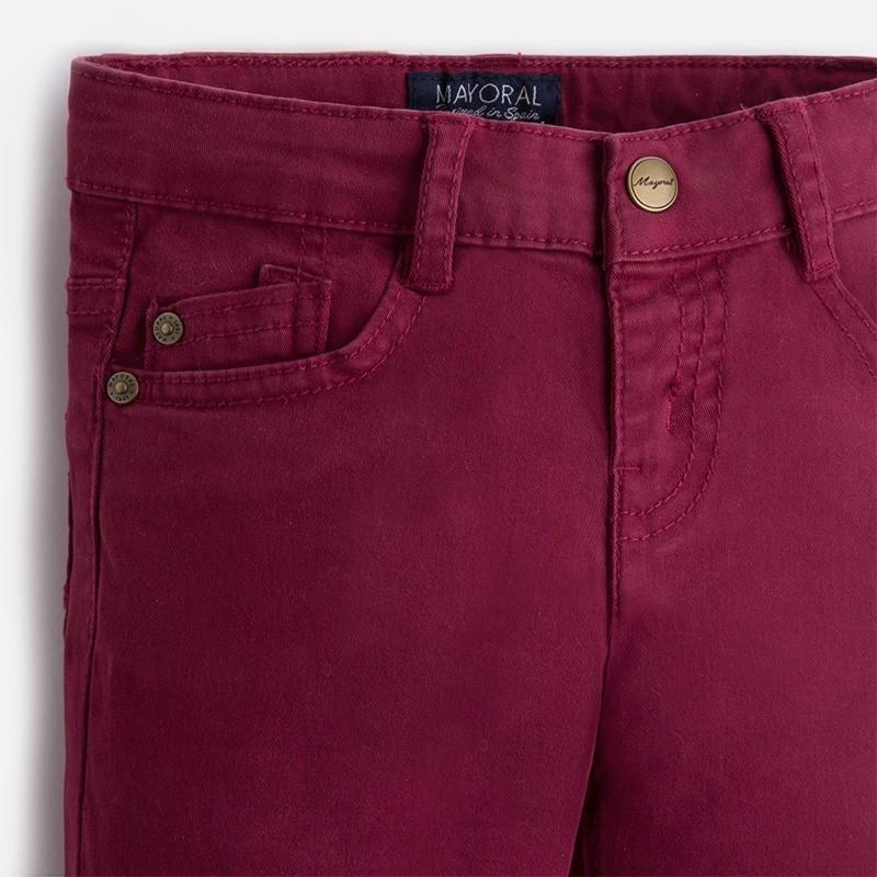 Mayoral 41-60 kalhoty chlapci s kapsami Barva řepy 42ec98fdae