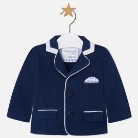 Mayoral 1404-30 bunda chlapci barva námořnictva