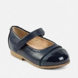Mayoral 42704-27 Dívčí boty baletky Barva granátu