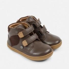 Mayoral 42742-69 Chlapci boty přechodný kůže Čokoládová barva