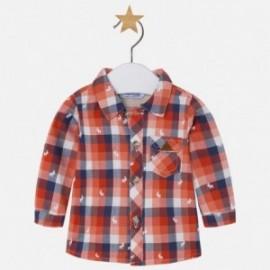 Mayoral 2109-42 Chlapecké tričko s oranžovou barvou