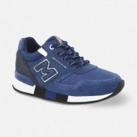 Mayoral 44803-28 boty chlapci tenisky barva námořnictva