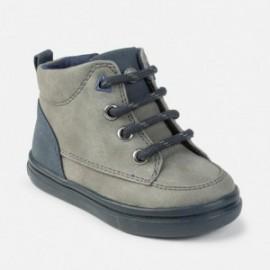 Mayoral 42756-10 Chlapci boty Šedá barva