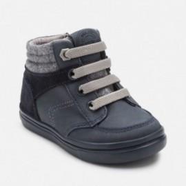 Mayoral 42758-14 Chlapci boty přechodný barva námořnictva