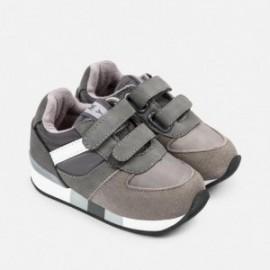 Mayoral 42768-37 Chlapci boty tenisky na Velcro Šedá barva