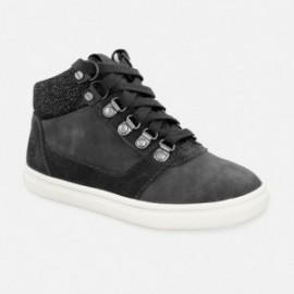 Mayoral 44793-94 Chlapci boty sportovní horský Grafitová barva