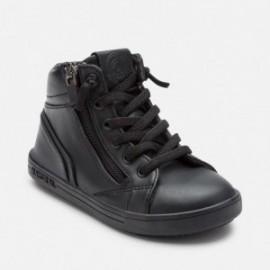 Mayoral 46799-18 Chlapci boty sportovní barva černá
