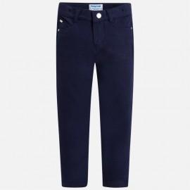 Mayoral 3506-22 Dívčí kalhoty Barva granátu