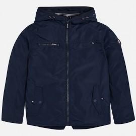Mayoral 6466-74 Chlapec je bunda vetrovky barva tmavě modrá