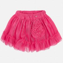 Mayoral 1900-11 Dívčí sukně tyl barva fuchsie