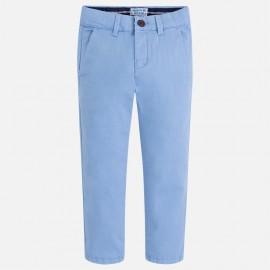 Mayoral 512-78 Chlapčenské kalhoty se serinem barva modrý