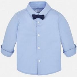 Mayoral 1164-29 košile chlapci modrá barva