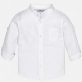 Mayoral 1166-56 košile chlapci bílé barvy