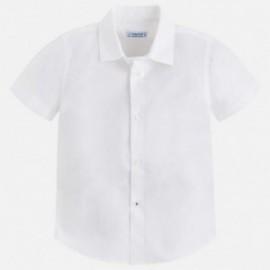 Mayoral 139-14 košile chlapci bílé barvy