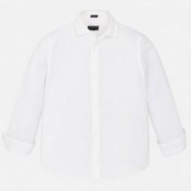 Mayoral 872-61 košile chlapci bílé barvy