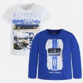 Mayoral 3098-10 sada chlapecký barva modrý/bílou