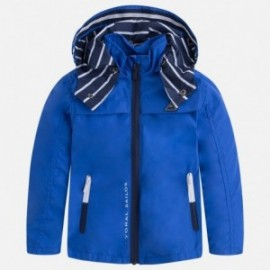 Mayoral 3480-86 Chlapecká bunda modrá