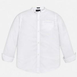 Mayoral 6156-41 Chlapec košile barva bílá