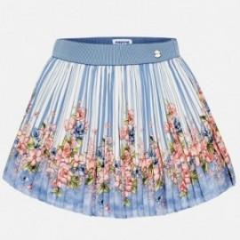 Mayoral 6906-19 Dívčí sukně v modré barvě