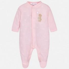 Mayoral 1716-21 Dětská pyžama růžová barva