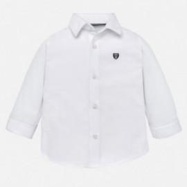 Mayoral 124-90 Chlapec košile barva Bílá