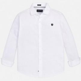 Mayoral 874-41 Chlapec košile barva bílá