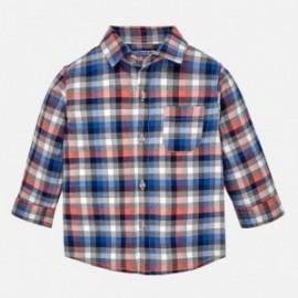 Mayoral 2142-25 Chlapec košile barva pepř