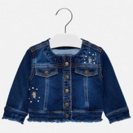 Mayoral 2474-44 bunda holčičí barva tmavé džíny