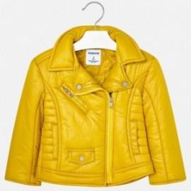 Mayoral 4428-15 Dívčí bunda barevné kari