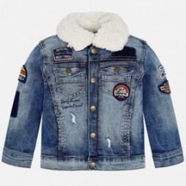 Mayoral 4484-5 Chlapecká džínová bunda modrá