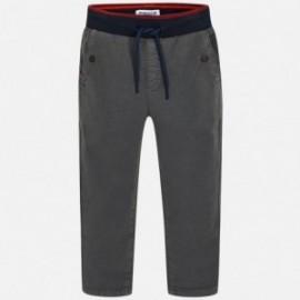 Mayoral 4510-46 Chlapčenské kalhoty šedé barvy