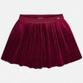 Mayoral 4920-78 Dívčí sukně v barvě malin